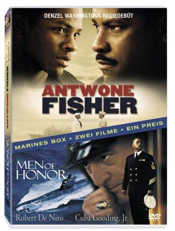 Preisvergleich Produktbild Marines Box: Antwone Fisher / Men of Honor [2 DVDs]