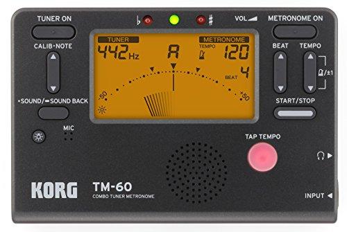 Métronomes Korg TM60-BK
