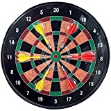 GIA Digital™ Premium And High Quality Magnetic Dart Board Game With 6 Darts (34.5cms)