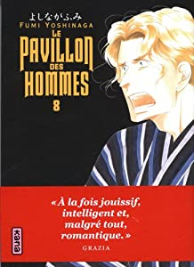 Le Pavillon des hommes Edition simple Tome 8