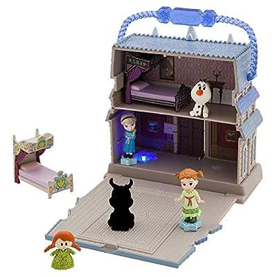 Disney Frozen Playset, colección de animadores Littles de Disney