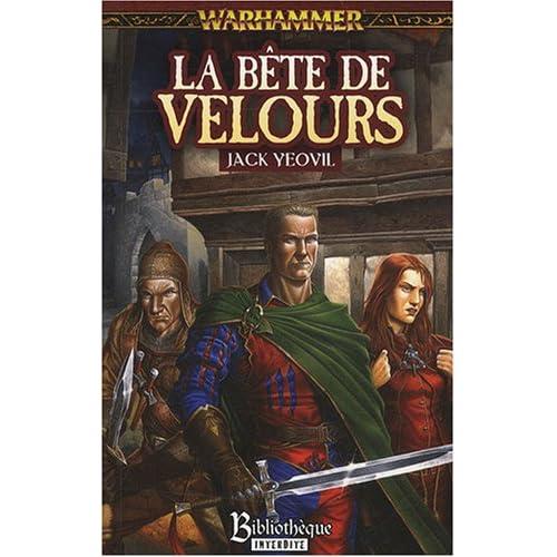 Trilogie du Vampire Geneviève, Tome 3 : La bête de velours