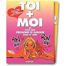 Jim et Gaston, coffret de 2 volumes : L'Amour et le charme insoutenable de la vie à deux - On éteint la lumière... on se dit tout