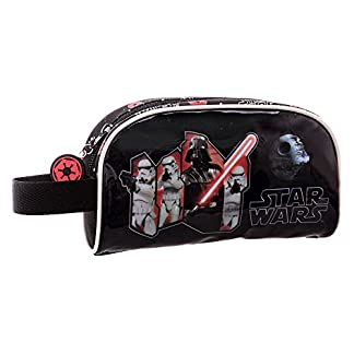 Star Wars 4264151 Neceser de Viaje, Color Negro