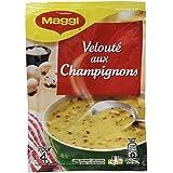 Soupe Instantanée Velouté aux Champignons/Sa Touche de Crème Fraîche 67 g
