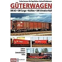 Güterwagen: DB AG, DB Cargo, Railion, DB Schenker Rail
