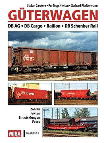 Güterwagen: DB AG, DB Cargo, Railion, DB Schenker Rail (Ag Db Cargo)
