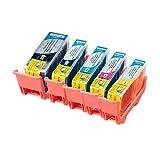 iColor Multipacks kompatible Druckerpatronen für Tintenstrahldrucker, Canon: ColorPack CANON (ersetzt PGI-520BK/CLI-521BK/C/M/Y),ohne Chip (Tinte)