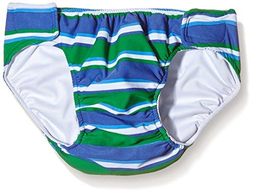 Steiff Collection Jungen, Schwimmwindel, Blau (surf The Web 3102), 62