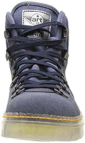 Bleu Blau Art 20ème Stiefeletten Crepusculo Erwachsene Unisex Stiefel 800 Alpine qpqfw8