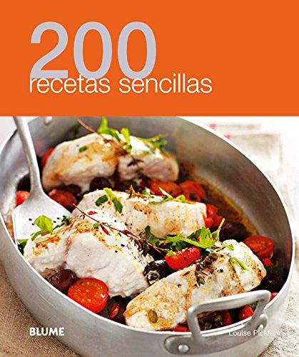 200 Recetas sencillas por Aa.Vv.