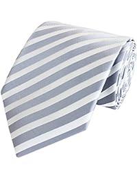 Cravate moderne par Fabio Farini, 8 cm largeur, différentes couleurs à choisir