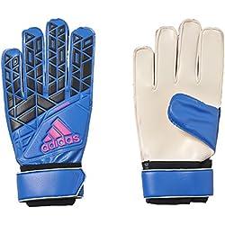 adidas Ace Training, Guantes De Portero, Hombre, Multicolor (Azul/Negbas/Blanco/Rosimp), 10