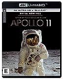 Apollo 11 [4K Ultra HD + Blu-ray + Art Cards] (Amazon Exclusive) [Region Free]