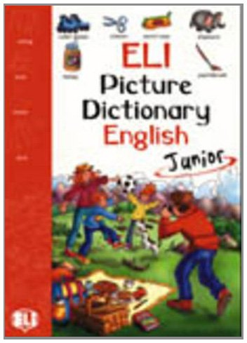 ELI picture dictionary junior english