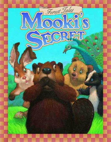 Mooki S Secret Forest Tales Series
