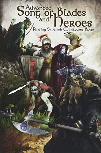 Advanced Song of Blades and Heroes: Fantasy Skirmish Miniatures Rules: Volume 1 por Andrea Sfiligoi