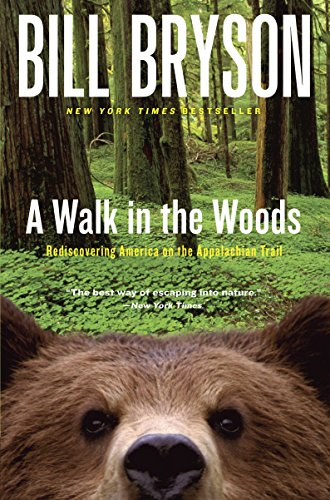 Book cover for A Walk in the Woods