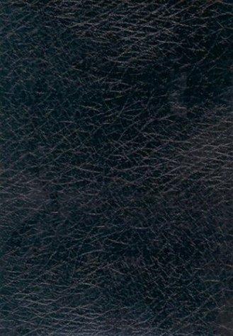 Holy Bible: New International Version, Black Genuine Leather, Niv Scofield rg Study Bible, Special Reader (Scofield Study Bible-niv)