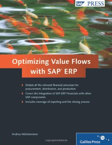 Optimizing Value Flows with SAP ERP: Integrating Value Chains Across SAP ERP by Andrea H????lzlwimmer (2009-12-28) par Andrea H????lzlwimmer