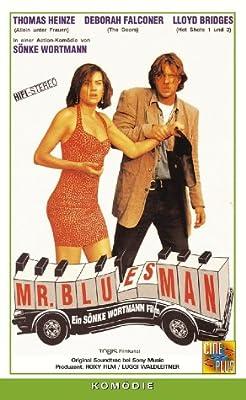 Mr. Bluesman [VHS]