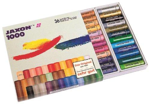 Jaxon 47336 Pastell Ölkreiden, 36er Pack