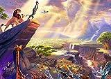 A4Disney 'Lion King' Poster Print, VERSAND INNERHALB 24Stunden 1st Class