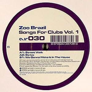 "Songs for Clubs Vol.1 [12"" VINYL]"