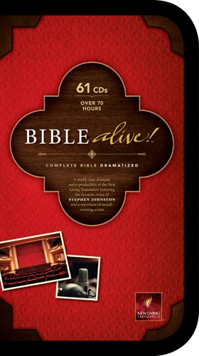 Bible Alive!-NLT (Audio Bible-nlt)