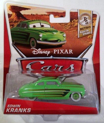 Disney Pixar Cars Edwin Kranks (Retro Radiator Springs, #7 of 8)