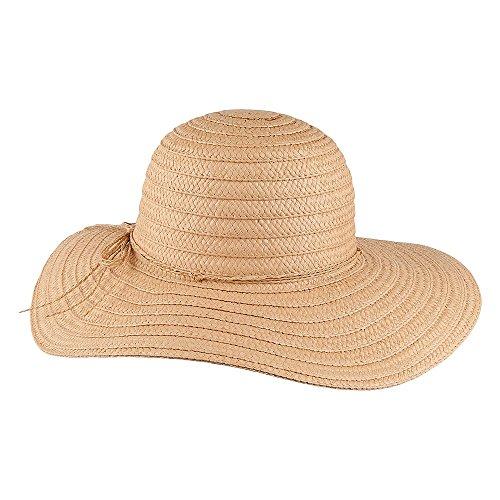 chapeau-ete-en-paille-toyo-tressee-marron-clair-scala-taille-unique