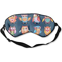 Comfortable Sleep Eyes Masks Funny Owls Birds Pattern Sleeping Mask For Travelling, Night Noon Nap, Mediation... preisvergleich bei billige-tabletten.eu