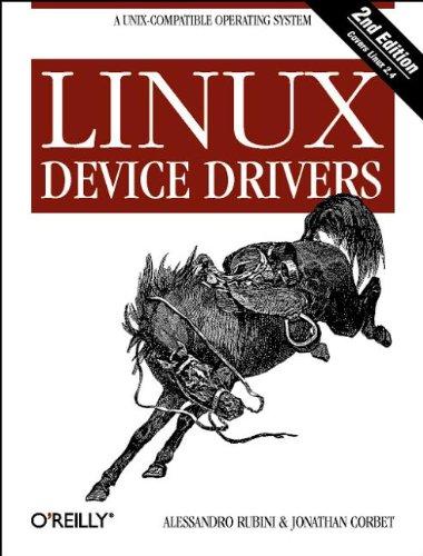 Linux Device Drivers, 2e édition  (en anglais) par Rubini