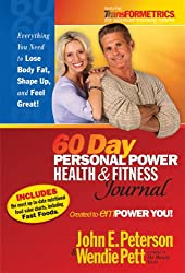 60 Day Personal Power, Health and Fitness Journal