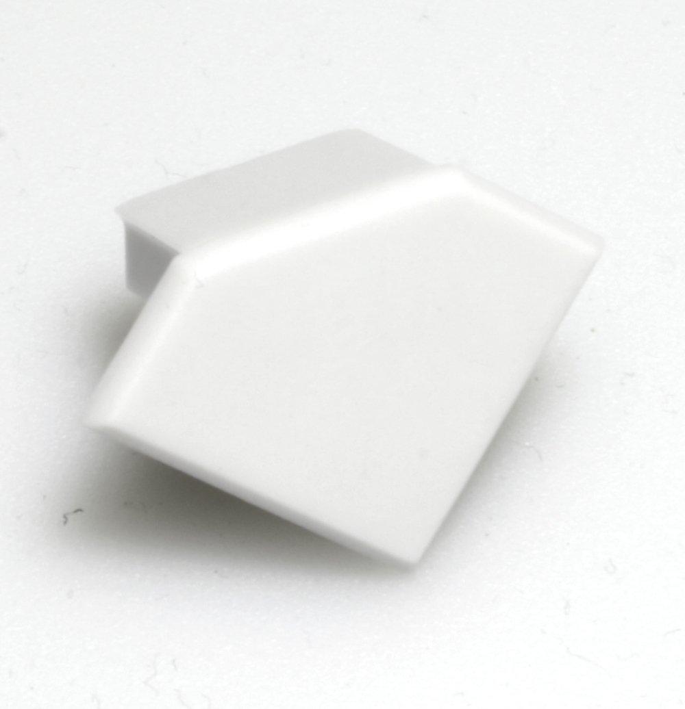 Tappo laterale terminale per Profili P 23 Pollux Senza foro