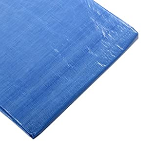 ATE Pro. USA 77107 Tarpaulin, 9 by 12-Feet, Blue