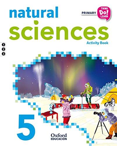 Think Do Learn Natural Science 5th Primary. Activity Book - 9788467384253 por Pablo Pérez García