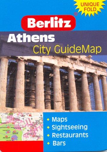Athens Berlitz Guidemap (International City GuideMaps)