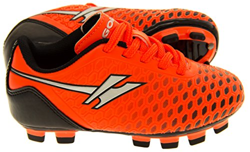 Gola Activo 5 Chaussures de Football Astroturf Garçons Orange
