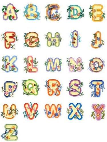 Anita goodesign oesd C & C Schatztruhe der Stickerei Maschine 104Designs Volumen 6CD-Zeichensätze - Oesd-design