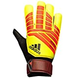adidas Erwachsene Predator Training Torwarthandschuhe, Yellow/Solar Red/Black, 6