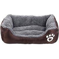 HKJhk Cama para Perros, Cama súper Suave para Mascotas, Cama para Gatos, Tumbona