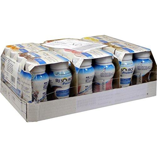 RESOURCE Protein Drink Mischkarton 24X200 ml