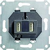 Gira 235900 USB Spannungsversversorgung 2-fach Einsatz