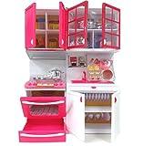 Barbie Beautiful Vogue Kitchen set of 2