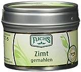 Fuchs Zimt gemahlen, 2er Pack (2 x 45 g)