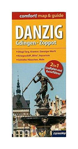Danzig, Gdingen, Zoppot 1 : 26 000: Deutsche Ausgabe