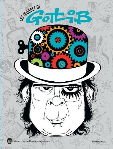 Mondes de Gotlib (Les) - Catalogue Expo - tome 0 - Les Mondes de Gotlib - Catalogue d'Expo