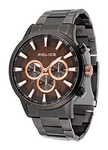 Police Mens Watch 15000JSU/12M