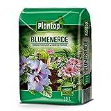 Blumenerde Plantop 10 Liter NEU Pflanzerde in Gärtnerqualität aus Bayern !